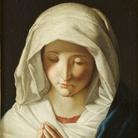 Giovanni Battista Salvi, detto Sassoferrato, Vergine Orante, XVII secolo, Olio su tela, 37.5 x 46 cm, Ancona, Pinacoteca Civica Francesco podesti