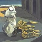 Giorgio De Chirico, L'incertezza del poeta (1913). © DACS, 2002