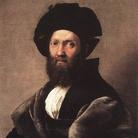 Raffaello Sanzio, Ritratto di Baldassarre Castiglione, 1514-1515, Oio su tela, 67 x 82 cm, Museo del Louvre, Parigi