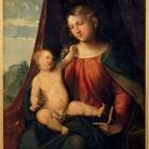 Il Bambino dell'Accademia Carrara cambia posizione nei secoli
