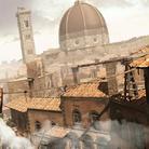 Un cinema volante per la settima arte, tra i tetti di Firenze, sulle ali di Leonardo