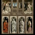 Nell'anno dedicato a Van Eyck l'Agnello Mistico torna a casa dopo un lungo restauro