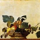 Caravaggio, Canestra di frutta, 1599 circa, Olio su tela, 31 x 47 cm, Milano, Pinacoteca Ambrosiana