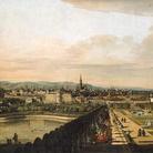 Veduta di Vienna dal Palazzo del Belvedere