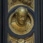 Particolare della Porta del Paradiso con autoritratto del Ghiberti. Picture by Antonio Quattrone. Courtesy of Museo dell'Opera del Duomo di Firenze