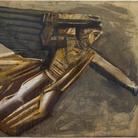 Mario Sironi, Vittoria alata, 1935, cm 182x250