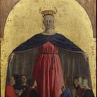 Piero della Francesca. La Madonna della misericordia