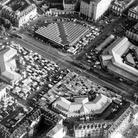 Piazza della Repubblica, Torino. Courtesy © La Stampa. - Torino
