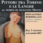 Pittori tra Torino e le Langhe al tempo di Augusto Monti