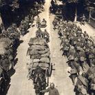 Tavoli di guerra e di pace. 1918. Padova capitale al fronte da Caporetto a Villa Giusti