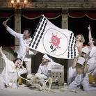 Nel teatro dell'immaginazione. Da Fabio Cherstich e Luigi Serafini, un rivoluzionario Ubu Re