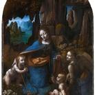 La Vergine delle Rocce della National Gallery, London