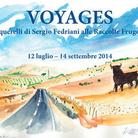Sergio Fedriani. Voyages