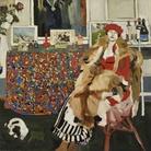 Mario Cavaglieri, Piccola russa, 1919-1020, Olio su tela, Collezione privata | Courtesy of Musei San Domenico, Forlì, 2017