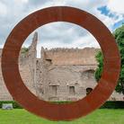 Sensibile ambientale: Mauro Staccioli alle Terme di Caracalla