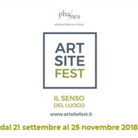 Art Site Fest - Il senso del luogo