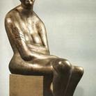 Grande figura seduta