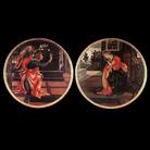 Filippino Lippi, Annunciazione, 1483-1484, Tempera su tavola, San Gimignano, Pinacoteca | Foto: © Bruno Bruchi, Siena | Courtesy of Comune di San Gimignano