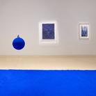 Yves Klein. Les éléments et le couleurs