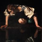 Nello specchio di Narciso: i 450 anni di Caravaggio in gigapixel
