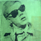 Andy Warhol, Self-Portrait - Take out