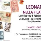 Leonardo nella Filatelia
