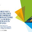 Opportunità per le piccole e medie imprese e terzo settore della filiera culturale in Campania