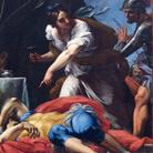 Carlo Maratta, Giaele uccide Sisara, 1690-1692, Olio su tela, 88.3 x 122.7 cm, Accademia Nazionale di San Luca, Roma