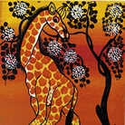 Ibrahim Omary, Giraffe, 2013, Tanzania