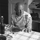 Robert Doisneau, Les pains de Picasso, Vallauris 1952 | © Atelier Robert Doisneau