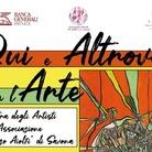 Qui e Altrove con l'Arte
