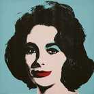 Andy Warhol, Liz #5 (Early Colored Liz), 1963. Courtesy The Brant Foundation, Greenwich, CT, USA. © The Andy Warhol Foundation for the Visual Arts Inc. by SIAE 2013