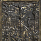 Completato il restauro della crocifissione di Donatello
