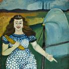 Ligabue, la figura ritrovata: a Gualtieri un dialogo con undici artisti contemporanei