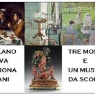 Tre mostre e un museo da scoprire