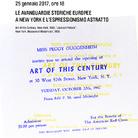 L'arte che ha cambiato l'arte, un itinerario nell'arte contemporanea attraverso 12 mostre