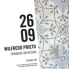 Wifredo Prieto. Chiudere un occhio