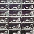 Andy Warhol, Sixty Last Suppers, 1986, Acrilico e inchiostro serigrafico su tela di lino | © The Andy Warhol Foundation for the Visual Arts Inc. by SIAE 2017 | Foto: Rob McKeever | Anche l'arte del Novecento si è confrontata con Leonardo. Sixty Last Suppers, una rielaborazione del dipinto attraverso 60 xilografie in bianco e nero poste una accanto all'altra su una tela lunga 10 metri, fu presentata a Milano nel 1987