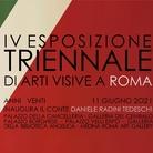 Esposizione Triennale di Arti Visive. IV Edizione