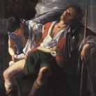 San Rocco e l'angelo