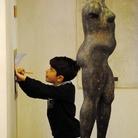 Cibo ad arte. Campus natalizio al Museo Marino Marini
