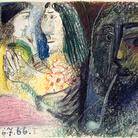 Picasso: sculture e disegni in mostra a Lugano