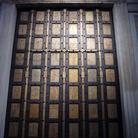 Porta bronzea