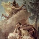 Mercurio ordina ad Enea di lasciare Cartagine
