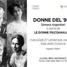 Donne del '900 - Incontro con Simona Argentieri. Donne psicoanaliste