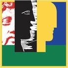 Back to nature, Mimmo Paladino, Senza titolo (Bandiera per Villa Borghese), 2020, 120 x 120 cm
