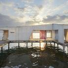 Daniel Buren illumina il Lago d'Iseo dal Mirad'Or