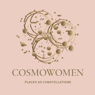 Cosmowomen. Places as constellations