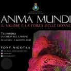 Tony Nicotra. ANIMA MUNDI. Il valore e la forza delle donne