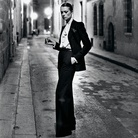 Helmut Newton, Rue Aubriot, French Vogue, from the series White Women, Paris 1975 | © Helmut Newton Estate